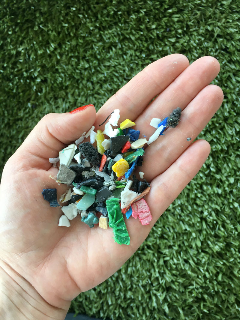 plastique recyclé ubicuity et promogreen